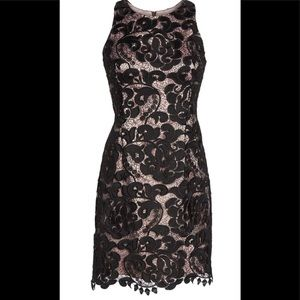 NWT Eliza J Elegant Lace Sheath Dress